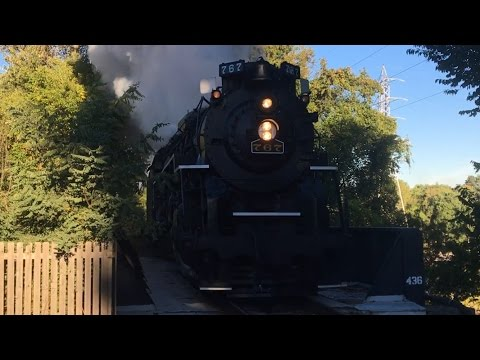 Steam in the Valley 2016