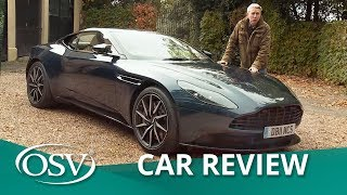 Aston Martin DB11 2018 Review -  The most powerful 'DB'production