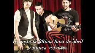 Fondo Flamenco  - La última luna de abril ( + Letra )  [paren el mundo,que me bajo]