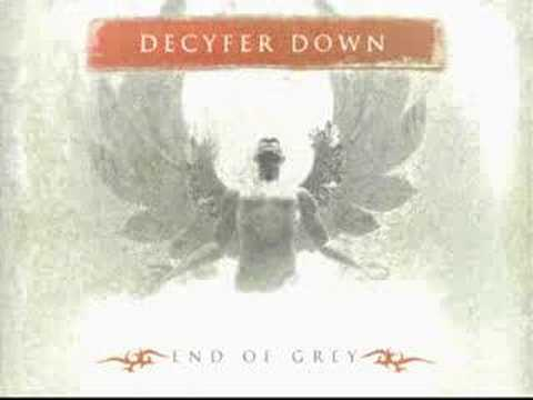 Клип Decyfer Down - Burn Back the Sun