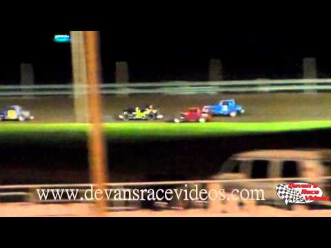 May 25, 2013 | Dwarf A-Main | Phillips County Raceway