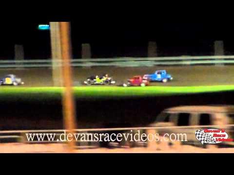 May 25, 2013 | Dwarf A-Main | Phillips County Raceway