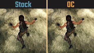 RTX 2060 Stock vs. OC (Stock vs. Overclocked)