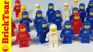 LEGO MOVIE BENNY - Who is the real Benny Minifigure?