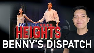 Benny's Dispatch (Benny Part Only - Instrumental) - In The Heights