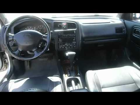 2002 Infiniti G20 - Shannon Motors - Johnston, RI 02919 - YouTube
