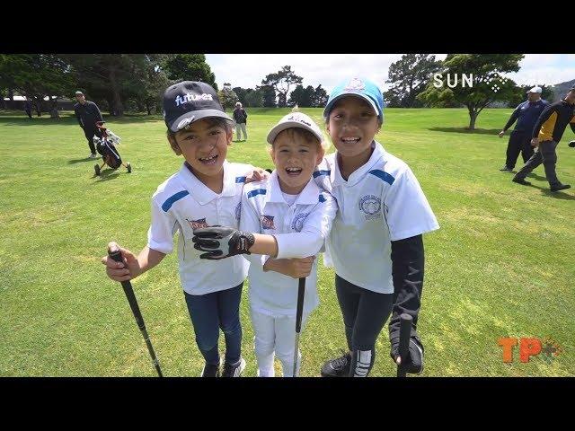 TP+ Wellington Samoa Golf Academy
