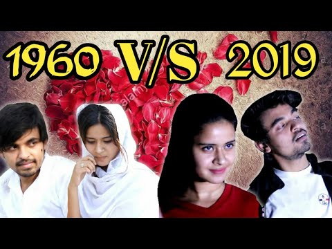 New Vs Old Bollywood Movies | 2019 Vs 1960 | Panoti Boys | Life 90's VS. NOW | Old Is Gold