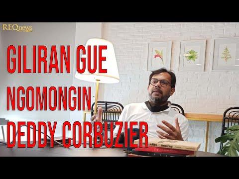Catatan Haris Azhar - 'Giliran Gue Ngomongin Deddy Corbuzier'