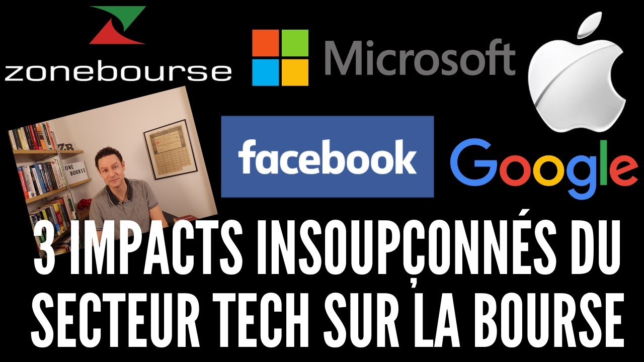 3 impacts insoupçonnés du secteur technologique