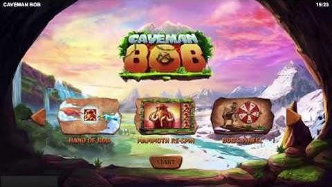 Caveman Bob™ - Relax Gaming