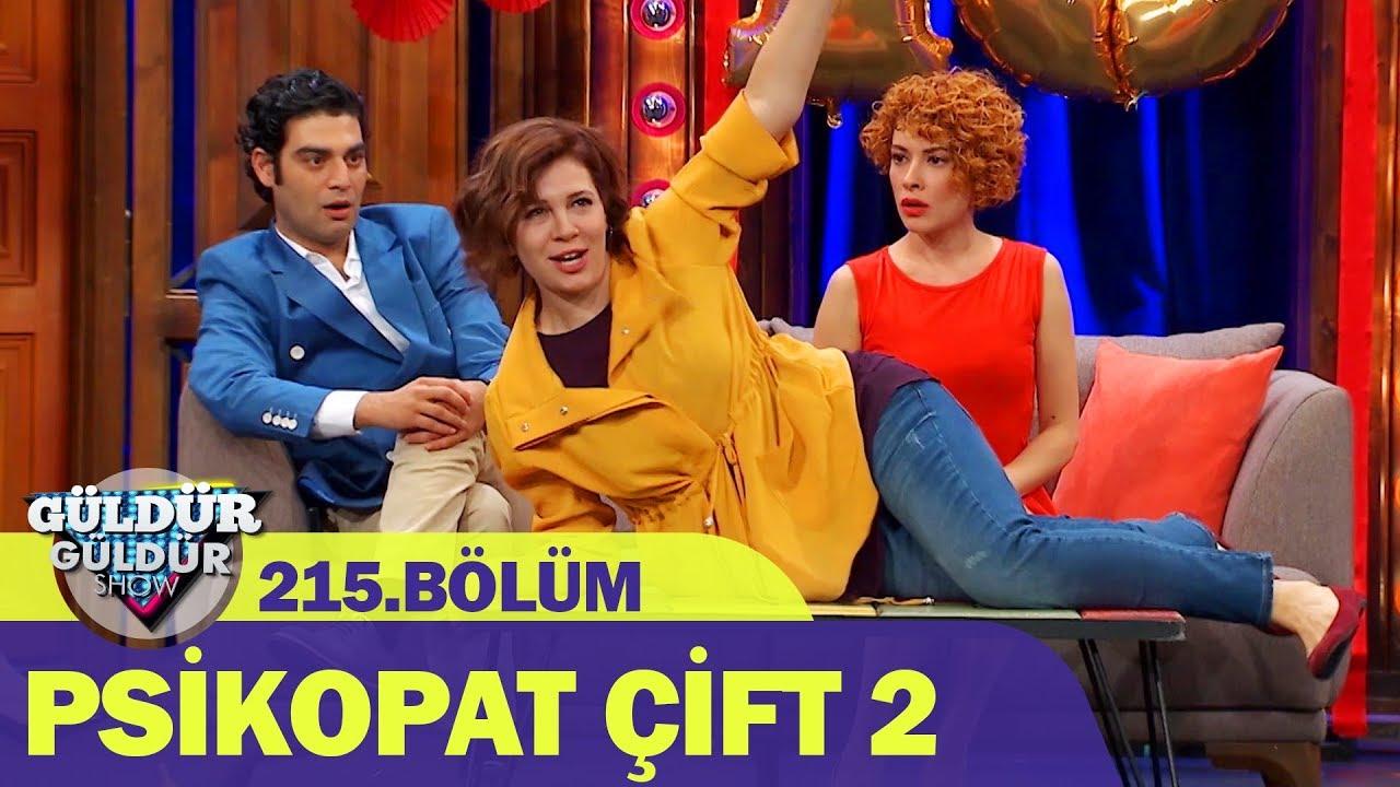 Güldür Güldür Show 215.Bölüm - Psikopat Çift 2
