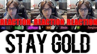 Download Mp3 Bts  방탄소년단  'stay Gold'  Mv | Viruss Reaction Kpop