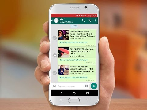 How to Share Youtube Video on WhatsApp Contacts & Groups thumbnail