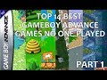 Best GBA Games No One Played (Part 1 of 2)