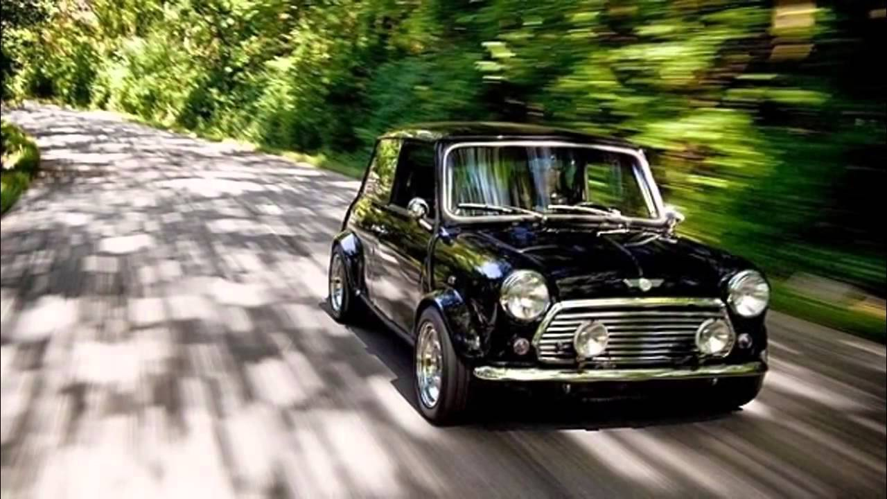1960 morris mini cooper street rod 108 hp - youtube