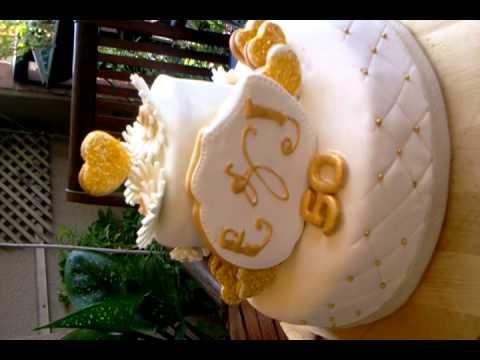 Pastel de aniversario - 2 3