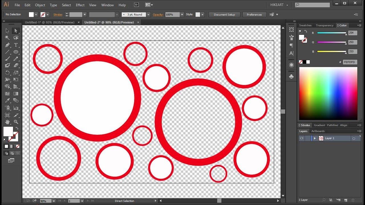 Photoshop cc bild hintergrund transparent
