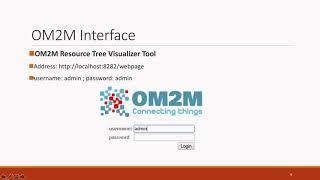 物聯網OM2M平台 單元1-架構 | 趙志民教師