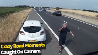 20 Crazy Road Moments Caught On Camera   Bad Drivers 2020