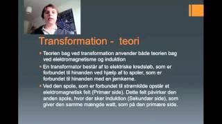 Induktion og transformation