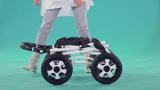 Video: MaEma Lika Classic 3in1 Stroller