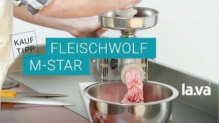 Fleischwolf M-Star - Der Kauftipp 2018 (Haushalt & Gewerbe)