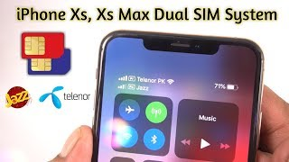 iPhone Xs, Xs Max Dual SIM Pakistan [Urdu/Hindi]