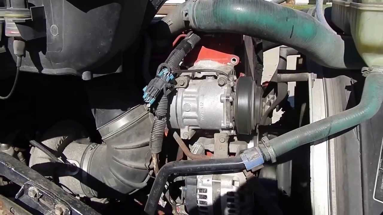 2003 ford f150 starter solenoid wiring diagram 2002 mustang headlight switch 2007 volvo semi tractor - youtube