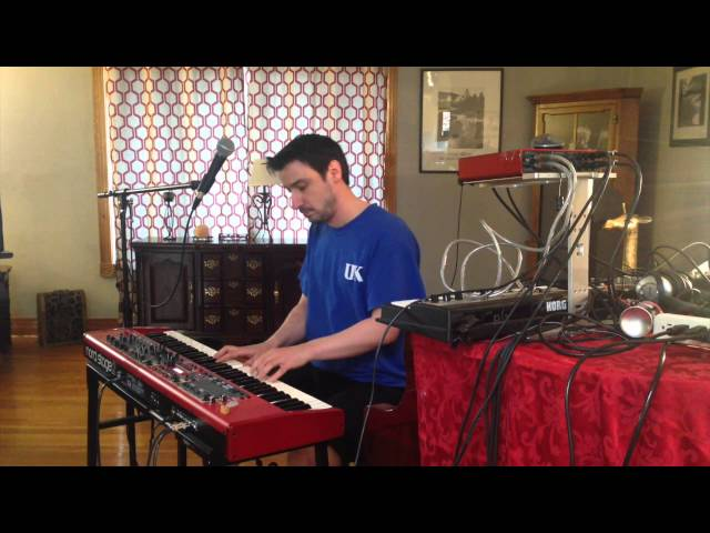 """Nocturne"" Billy Joel Cover by Kyle Morgan"