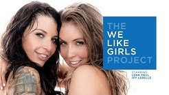 WE LIKE GIRLS | Lesbian Couple Documentary Series | Ive Lebelle and Lena Paul  (Adult Time)