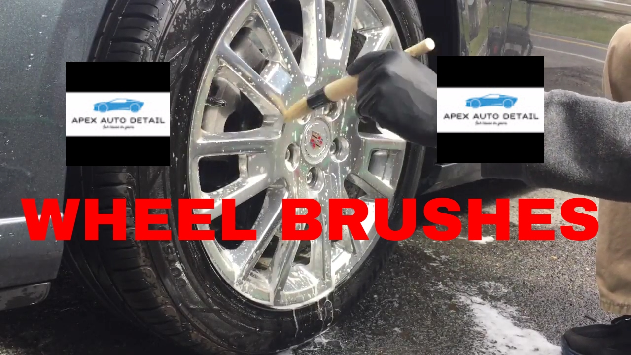 How to use the endless wheel brushes to clean your wheels and where to buy them