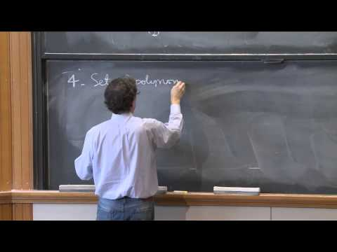 5. Linear Algebra: Vector Spaces and Operators