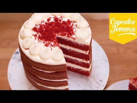 best-ever-red-velvet-layer-cake-recipe!-|-cupcake-jemma