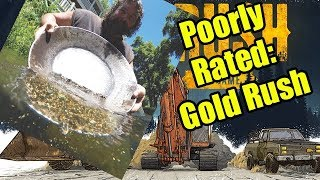 Poorly Rated: Gold Rush The Game