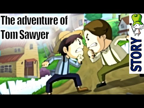 The Adventure of Tom Sawyer - Bedtime Story (BedtimeStory.TV)
