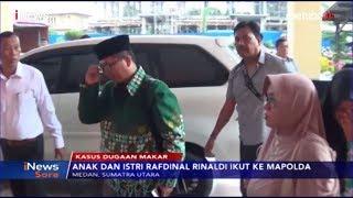 Wakil Ketua GNPF Ulama Sumut Dijemput Penyidik Terkait Kasus Dugaan Makar - iNews Sore 27/05