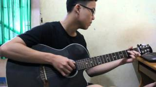 Tâm sự với người lạ - Guitar cover by Thiên Long