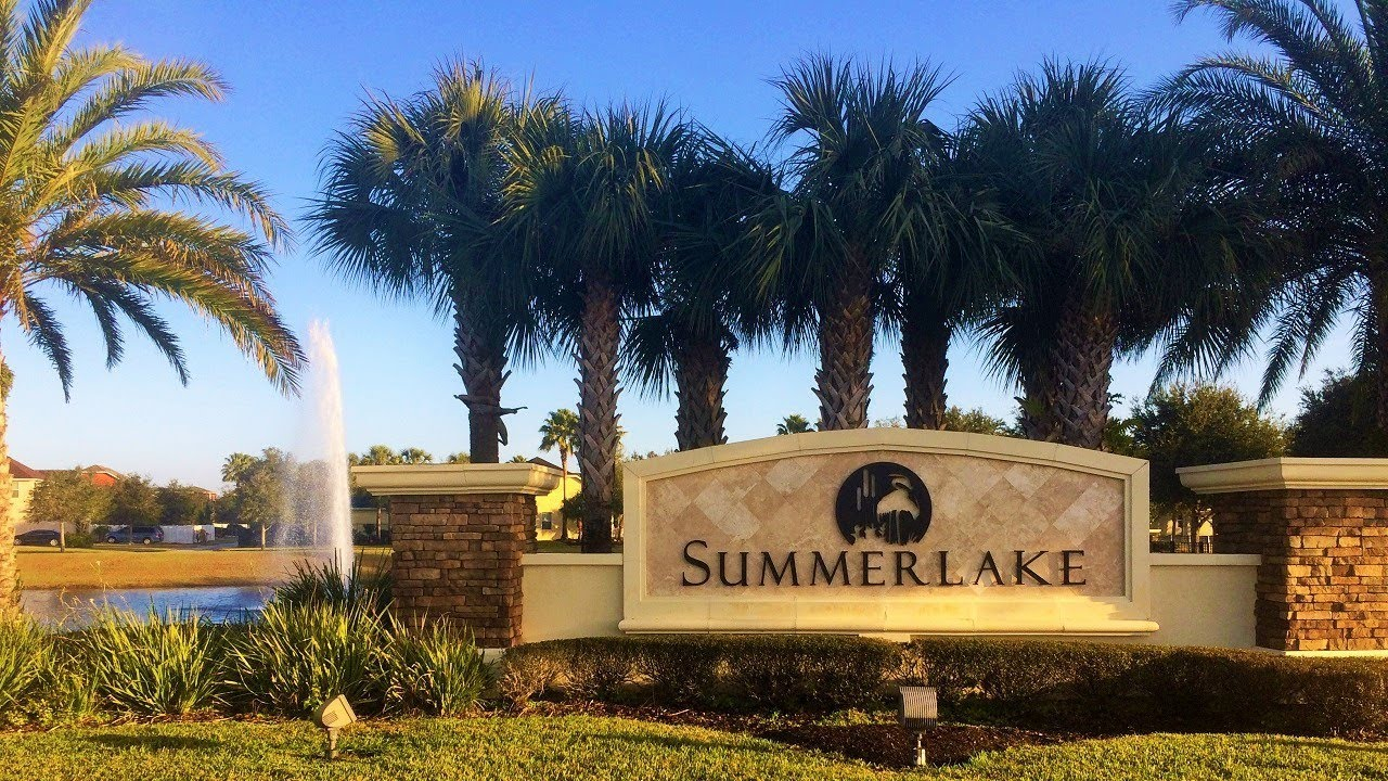 Summerlake Winter Garden Fl Amenities Home Samples