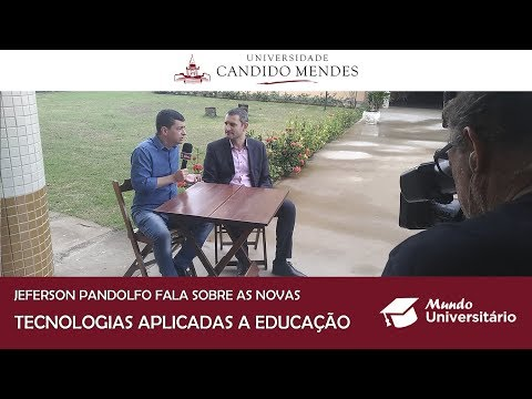 Novas tecnologias aplicadas a educação, com Jeferson Pandolfo