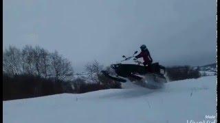 Снегоход STELS S800 Росомаха.1(, 2015-12-06T10:15:15.000Z)