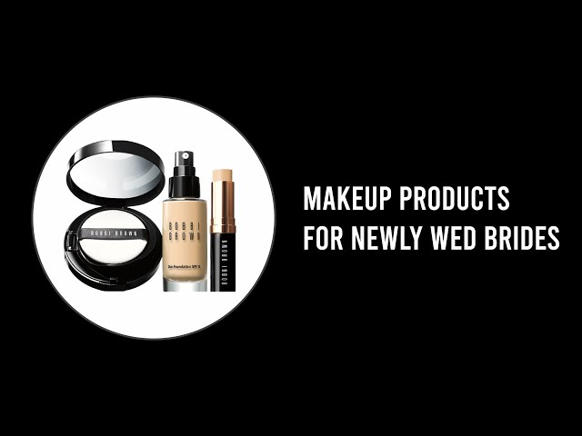 Makeup Products For Brides