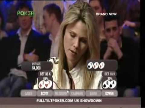 British Poker Open 2006 - THAT Bluff