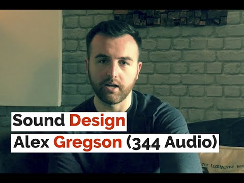 NEWS: Lead Audio Craftsman Alex Gregson is Interviewed by Extended Studios