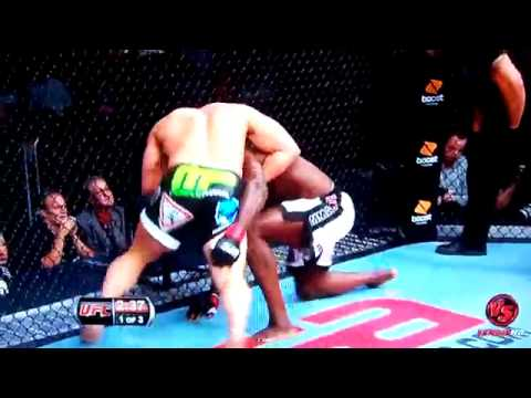 10 Best Finishes in UFC History