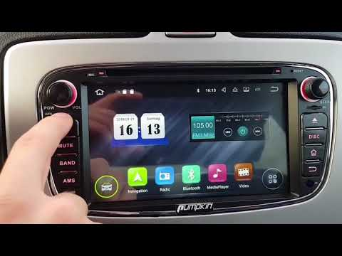 Customer review(German): Android 7.1 Autoradio/car stereo für Ford Focus Mondeo Galaxy S-max