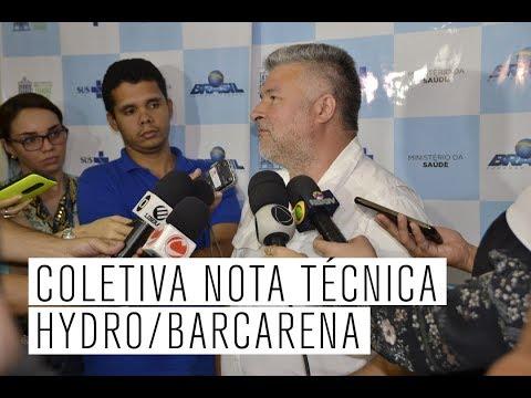 HD Coletiva Meio Ambiente Hydro Barcarena - 22/02/2018 - HD