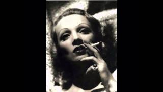 Marlene Dietrich Lili Marleen Avi