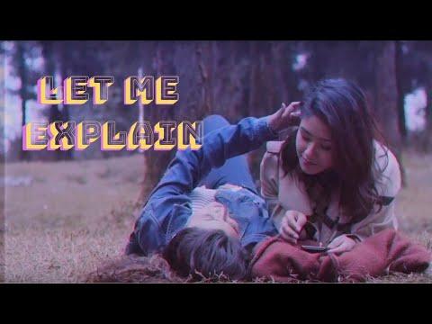 Rahul Rajkhowa - Let me explain ft. Sudeep (Official music video)