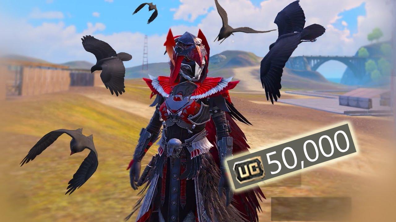 I Got Blood Raven X-Suit 😍   Pubg Mobile